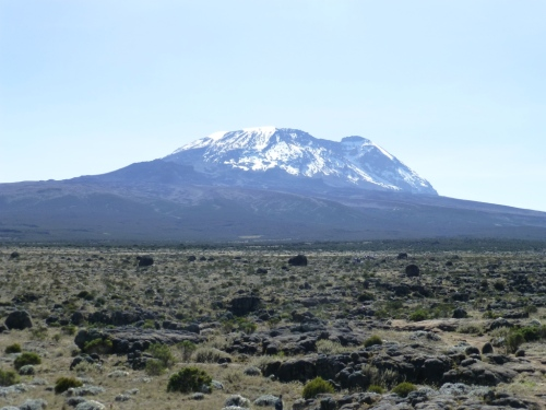 Kili mountain