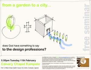 Design + spirituality presentation